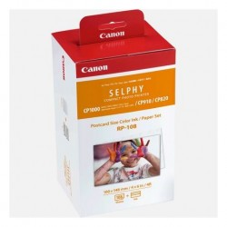 Consommable Pour Imprimantes Photo Selphy