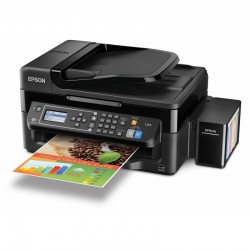 L565 A4 en1 (copy scan print fax)  33ppm 5760*1440Dpi  Scanner 1200Dpi  USB Ethernet