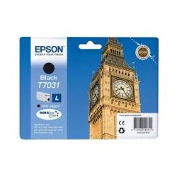 Epson Cartouche black L 1200 pages WF 4015DN/4025/4525DNF