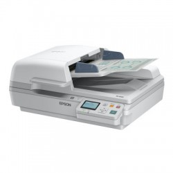 WorkForce DS-7500N - A4 - Recto Verso