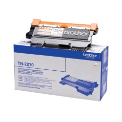 Kit toner 1200 pages selon norme ISO/IEC 19752 pour série HL-2240/HL-