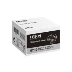 Imprimante laser monochrome avec impression recto-verso, réseau Ethernet et WiFi