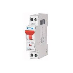 Disjoncteur modulaire 1P+N C 10A 4,5KA