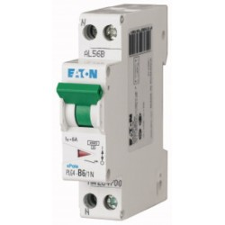 Disjoncteur modulaire 1P+N C 25A 4,5KA