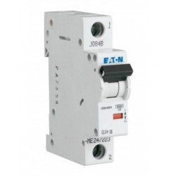 Disjoncteur modulaire 1P Courbe C 25A 4,5kA