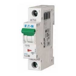 Disjoncteur modulaire 1P C 6A 6KA