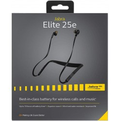 Jabra Elite 25e Bluetooth® stereoneckband with in-ear headphones