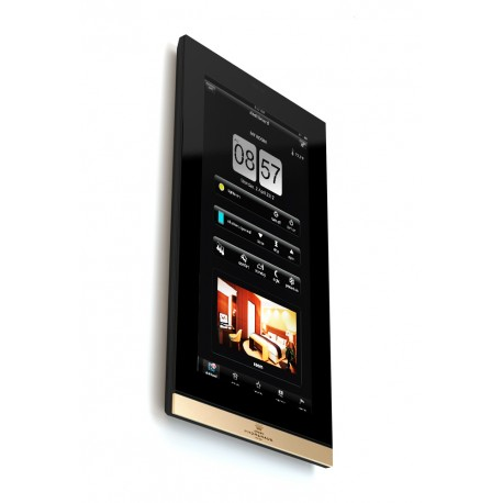 Interra 4 10.1'' Touch Panel Frame Champagne Plastic
