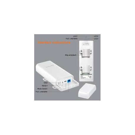 5GHz 433Mbps Outdoor Point to Point CPE