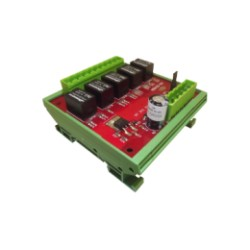 5 IO Multiplexer Module (5 Input, 5 Output extention module)