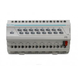 16 Channel Knx Combo Switch Actuator