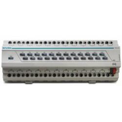 24 Channel Knx Combo Switch Actuator