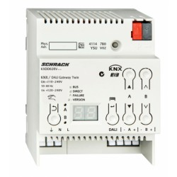 KNX - DALI Gateway (1x64 DALI) -NEW-