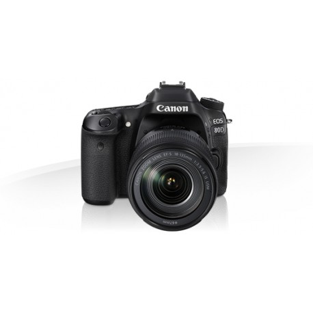 CANON EOS 80D 18-55IS STM
