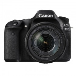 CANON EOS 80D 18-135IS USM