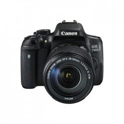 CANON EOS 750D 18-135IS STM